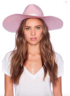 http://www.revolveclothing.fr/lack-of-color-montana-pink-dusk-hat-in-pastel-pink/dp/LACK-WH5/?d=Womens