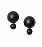 http://www.happinessboutique.com/fr/boucles-d-oreilles/simplicity-pearl-earrings-in-black-matte-741